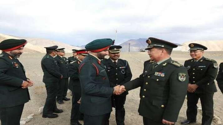 India-China fringe pressure: Brigade authority level gathering in progress
